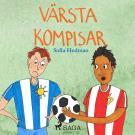 Cover for Värsta kompisar