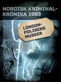 Cover for Londonpolisens museer