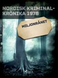 Cover for Miljonrånet