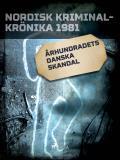 Cover for Århundradets danska skandal