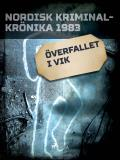 Cover for Överfallet i Vik
