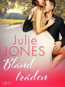 Cover for Bland träden - erotisk novell