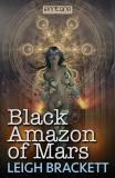 Cover for Black Amazon of Mars