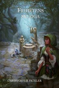 Cover for Frihetens Skugga