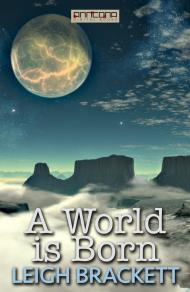 Cover for A World is Born