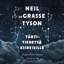 Cover for Tähtitiedettä kiireisille