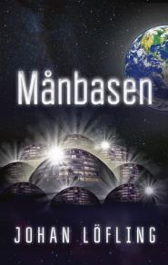 Cover for Månbasen
