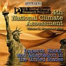Cover for 4th National Climate Assessment, Volume II