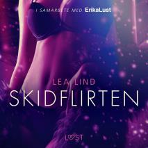 Cover for Skidflirten - erotisk novell