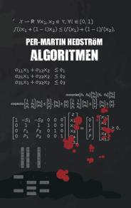 Cover for Algoritmen: En kriminalgåta