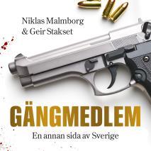 Cover for Gängmedlem : en annan sida av Sverige