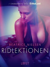 Cover for Ridlektionen - erotisk novell