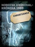 Cover for Christiania