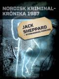 Cover for Jack Sheppard – rymmarnas konung