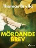 Cover for Mördande brev