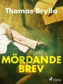 Cover for Mördande brev
