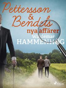 Cover for Pettersson & Bendels nya affärer