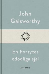 Cover for En Forsytes odödliga själ