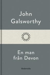 Cover for En man från Devon