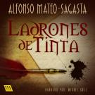 Cover for Ladrones de tinta