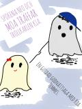 Cover for Spökena Neo och Moa möter Trollkarlen Kia