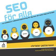 Cover for SEO för alla  - en snabbkurs i sökmotoroptimering för dig som vill ranka högt på Google
