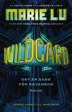 Cover for Wildcard (Warcross, del 2)