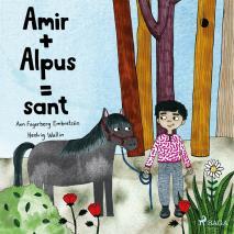 Cover for Amir + Alpus = Sant