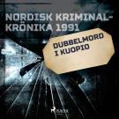Cover for Dubbelmord i Kuopio