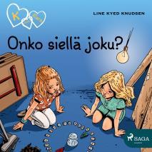 Cover for K niinku Klara 13 - Onko siellä joku?