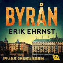 Cover for Byrån