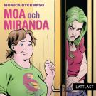Cover for Moa och Miranda