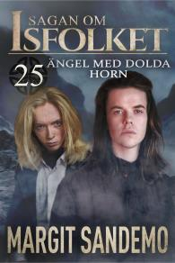 Cover for Ängel med dolda horn: Sagan om Isfolket 25