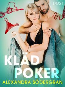 Cover for Klädpoker - erotisk novell