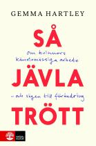 Cover for Så jävla trött