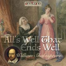 Cover for All's Well That Ends Well
