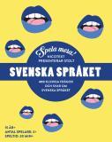Cover for Spela mera : Svenska språket