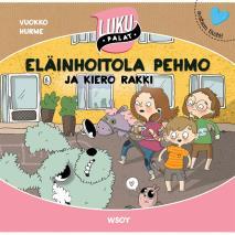 Cover for Eläinhoitola Pehmo ja kiero Rakki