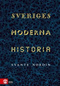 Cover for Sveriges moderna historia