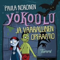 Cover for Yökoulu ja vaarallinen operaatio