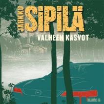 Cover for Valheen kasvot
