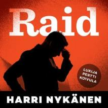 Cover for Raid