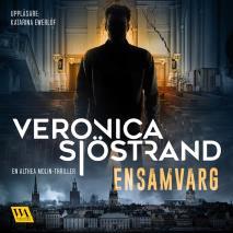 Cover for Ensamvarg