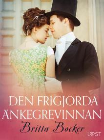 Cover for Den frigjorda änkegrevinnan - erotisk novell