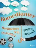Cover for Komedianter: Berättelser och parodier