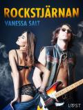Cover for Rockstjärnan - erotisk novell