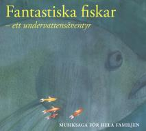 Cover for Fantastiska fiskar