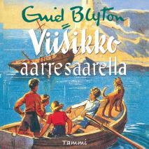 Cover for Viisikko aarresaarella