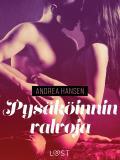 Cover for Psäköinnivalvoja - eroottinen novelli