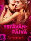 Cover for Ystävänpäivä: Amanda - eroottinen novelli